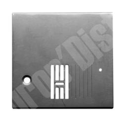 Plaque aiguille métal 385 585E - ANKER Réf 47/75/1013