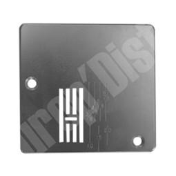 Plaque aiguille métal 328 7610 - ANKER Réf 47/75/1012