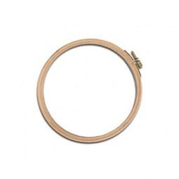 Cercle à broder bois 105 mm Réf 57/95/1400