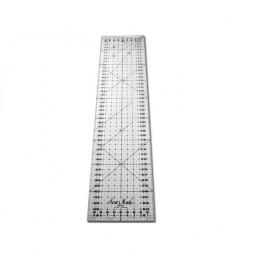 Régle quilting 10 x 45 cm Réf 57/95/1651