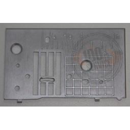 Plaque aiguille métal NX200 - BROTHER Réf 47/74/1013
