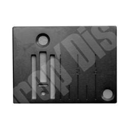 Plaque aiguille métal 284 290 800 - PFAFF Réf 47/83/1038