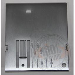 Plaque aiguille métal SELECT GRITZNER 1035 - PFAFF Réf 47/83/1047