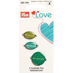 Pins vert Prym Love Réf 66/403744