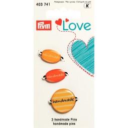 Pins jaune Prym Love Réf 66/403741