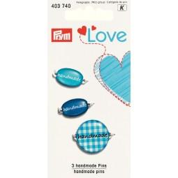 Pins bleu Prym Love Réf 66/403740