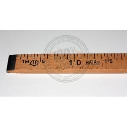 Règle en bois 1 mètre Bohin