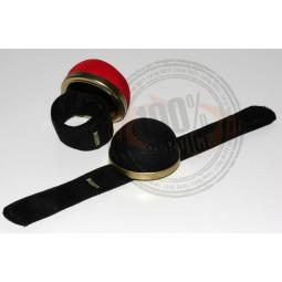 Bracelet pelote Slap noir Bohin Réf 68/98320