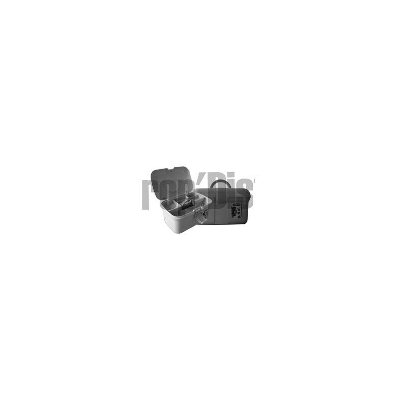 Bo te de rangement curver r f 57 95 1006 europ 39 distri for Boite couture curver