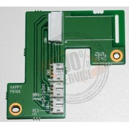Platine kit brodeur (1) Axe X EM200 Réf 53/85/1177
