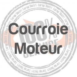 Courroie moteur 257 6102 7184 - SINGER - Réf 29/85/1010