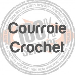 Courroie crochet PRIMA MAGIC MELODIE - SINGER - Réf 29/85/1026