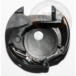Boitier canette capsule HUSQVARNA DESIGNER PLATINUM SAPPHIRE Réf 17/77/1017