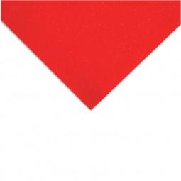Feutrine rouge format A4 Réf 57/95/AF02/29