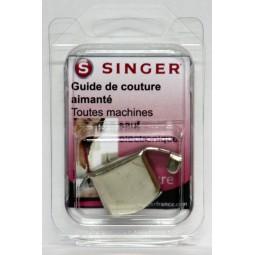 Guide de couture aimanté sous blister Singer réf 44/75/1006.B
