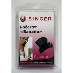 Rhéostat banane sous blister Singer réf 55/85/1006.B