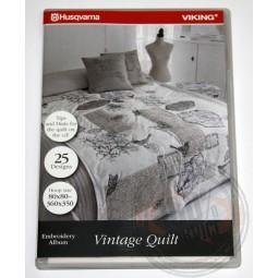 CD HV nø299 Vintage Quilt