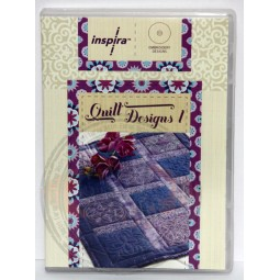 CD Inspira nø119 QUILT DESIGNS I