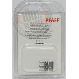 Semelle fermeture à glissière TIPTRONIC SELECT EXPRESSION - PFAFF Réf 44/83/1083