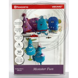 CD HV n°291 Monster Fun