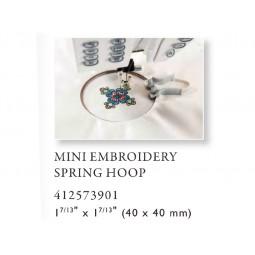 Cercle à broder MINI HOOP 40x40 D1