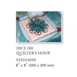 Cercle à broder QUILTER'S HOOP HV Réf 21/77/1017