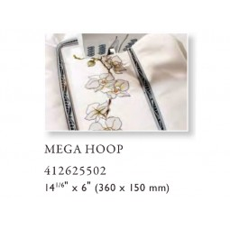 Cercle à broder MEGA HOOP 360x150 Réf 21/77/1020