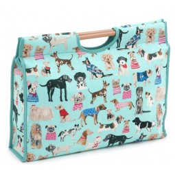 SAC de la collection CHIENS EN HABITS