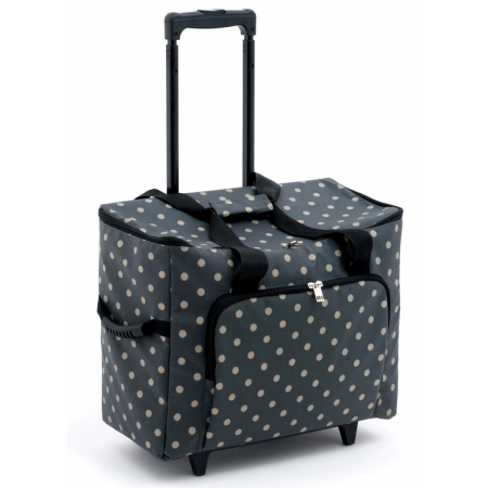 TROLLEY de la collection PLUMETIS GRIS FONCE