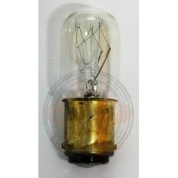 Ampoule baoïnette 220V 10-15W Réf 10/77/1002
