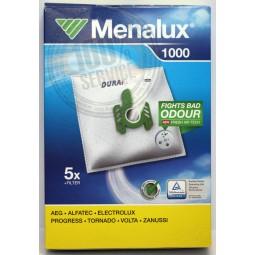 Sacs aspirateur SINGER + filtre + micro filtre JUNIOR 1000  CYCLONE 1000 DECLIC Taille 28 Réf SAC.1635