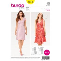 Patron Robe Burda B6554
