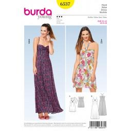 Patron Robe Burda B6537