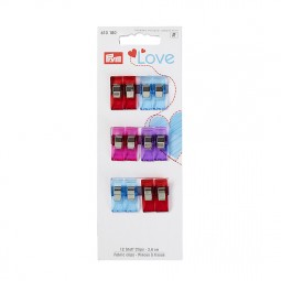 Prym Love Pinces A Tissus 2,6 Cm Réf 66/610180