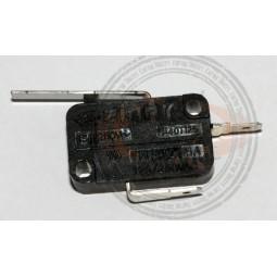 Micro interrupteur HBL 2.5 Réf 43/83/1001