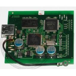 Platine avec prise USB HV DI Réf 53/77/1050