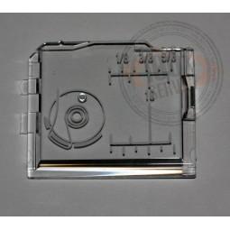 Plaque glissière HOBBY 1122 1132 1142 - PFAFF Réf 48/83/1050