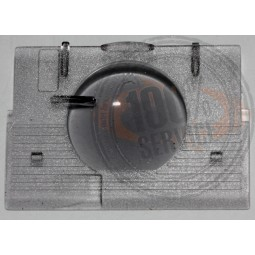Plaque glissière HV Designer SE Ref 48/77/1015