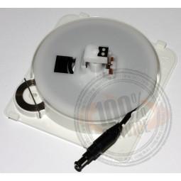 Enrouleur avec cable de pédale HV D