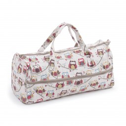 Sac coffret 15 x 42 x 17,5 Collection CHOUETTES