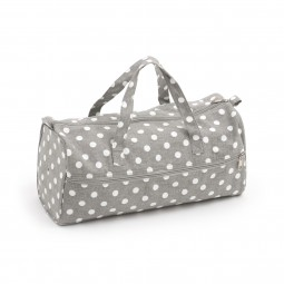 Sac coffret 15 x 42 x 17,5 Collection Plumetis Gris