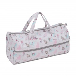 Sac coffret 15 x 42 x 17,5 Collection Chats Rose