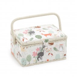 Sac coffret 18.5 x 26 x 15 Collection Forêt