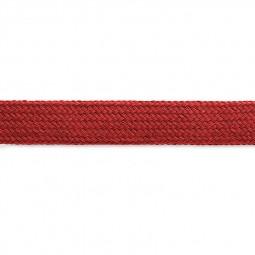 Cordon sweat à capuch. PES 17 mm rouge
