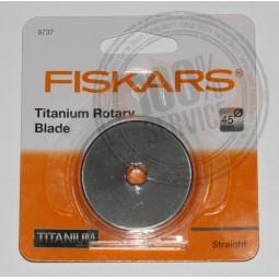 Lame rechange Fiskars 45 mm droite