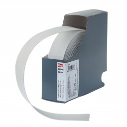 RUBAN  ELASTIQUE FORT 35MM BLANC Ref 66/955302