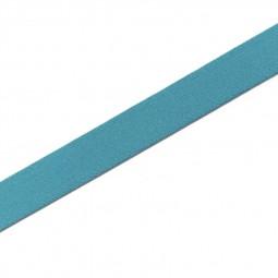 Ceinture élastique 20 mm turquoise - Lettre prix de vente conseillé