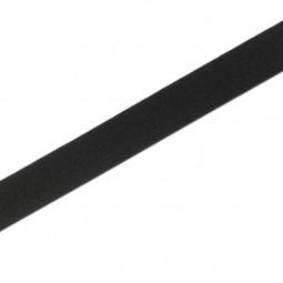 Ceinture élastique 20 mm noir - Lettre prix de vente conseillé