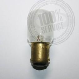 Ampoule RIVA B15 220V 15W 22x48 NR 119 D Réf 10/95/1005