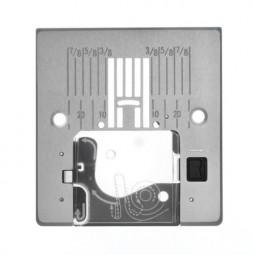 Plaque aiguille métal AMBITION 1.0 1.5 - PFAFF Réf 47/83/1049